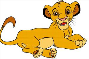 The Lion King clipart Lion from King of Clipart