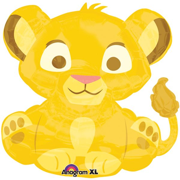 The Lion King clipart bad 86 <3 on Baby Balloon