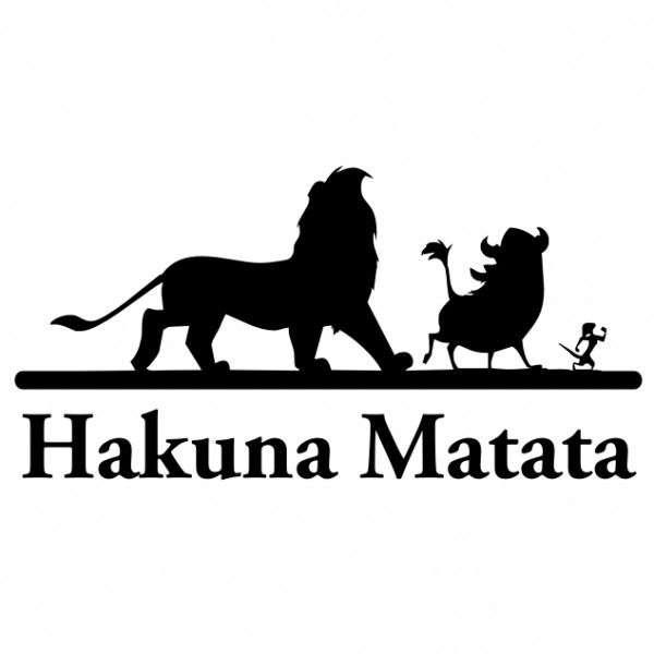 The Lion King clipart black and white Photo#2 and And clipart white