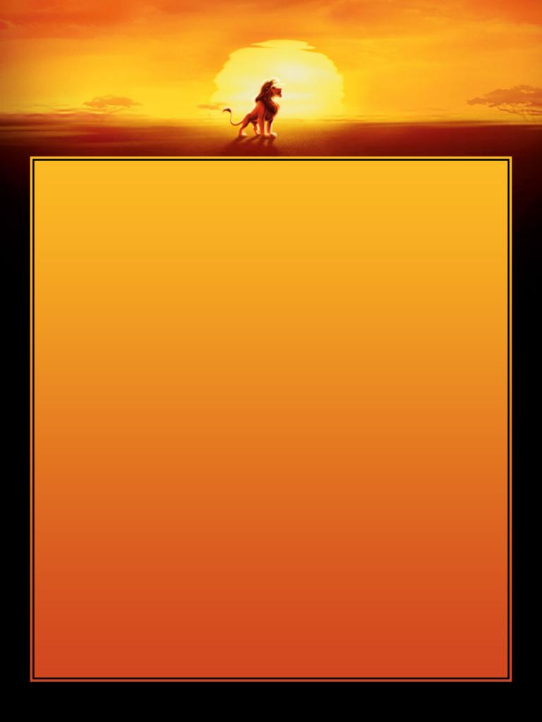 The Lion King clipart disney movie Project Journal Lion Card The