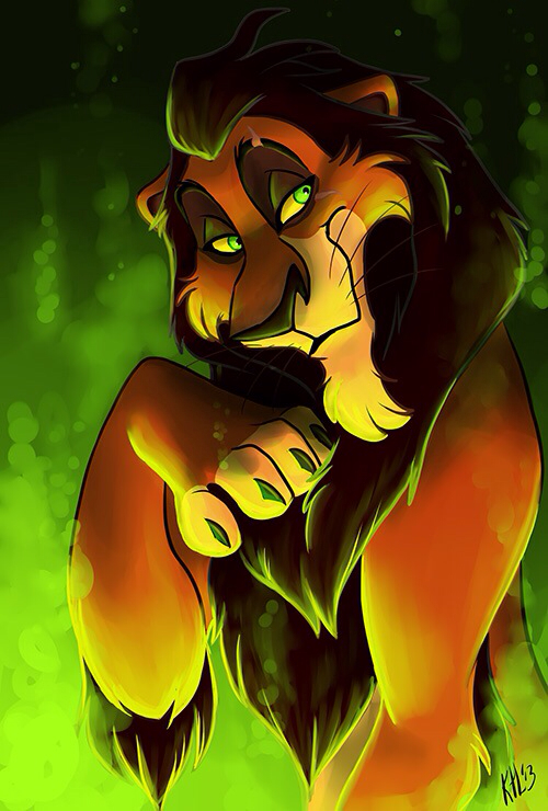 The Lion King clipart disney villain Evil in and Scar Be