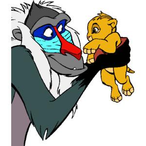The Lion King clipart fiction The Art Group Lion Lion