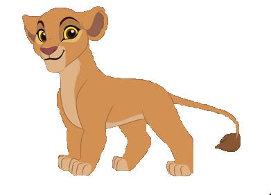 The Lion King clipart kiara Kiara Guard The Art