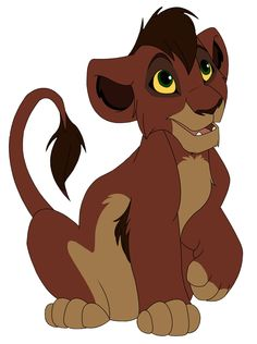 The Lion King clipart kovu *KOVU  King Kiara and