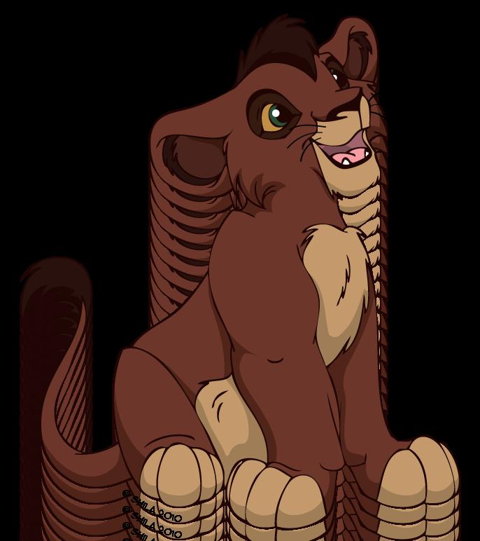 The Lion King clipart kovu Kovu cliparts Kovu Cub Clipart