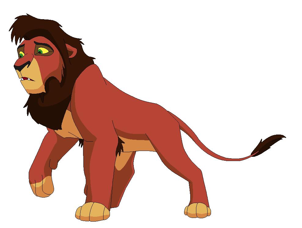 The Lion King clipart kovu Lion by King: Lion Base