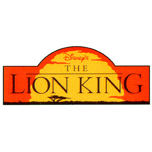 The Lion King clipart logo > King Movies The King