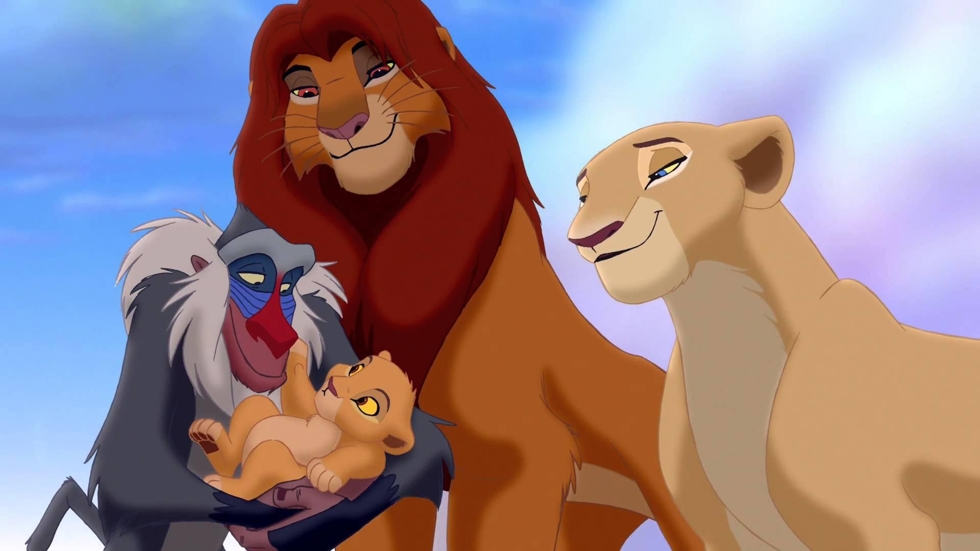 The Lion King clipart tarzan disney YouTube (1080p) You In King
