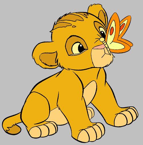 The Lion King clipart tarzan disney 1994 King Clip LIFE!! images