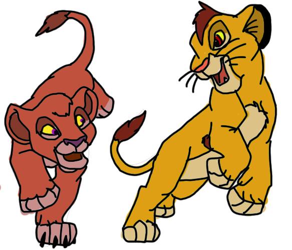 The Lion King clipart vitani And Album kopa Fan Art