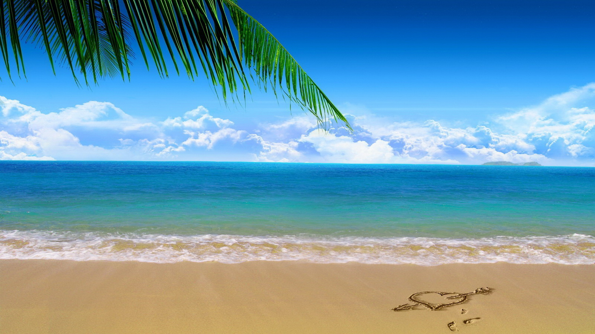 The Sea clipart beach background 2 art background pdclipart Gallery