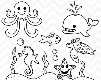 Seaside clipart Black Free Clipart Download Cliparts