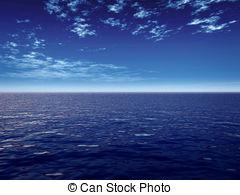 Sea clipart blue sea #2