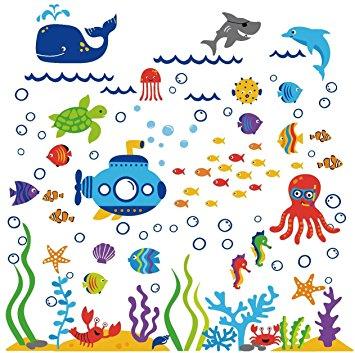 Sea clipart blue sea #6