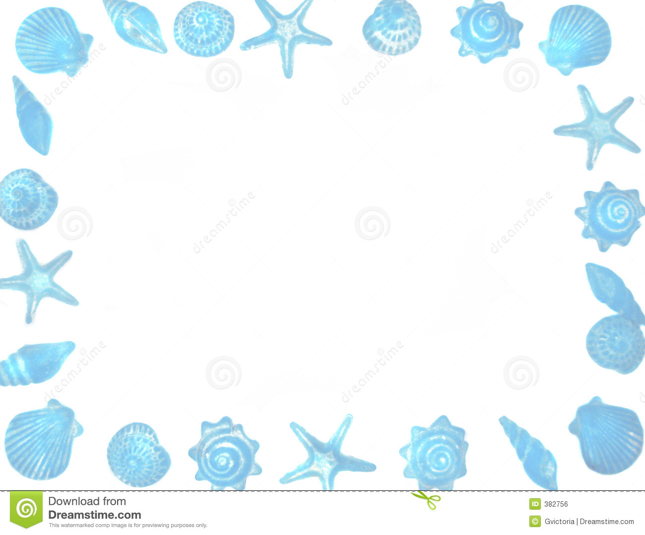 The Sea clipart border Art Clipart Clipart leaves Collection