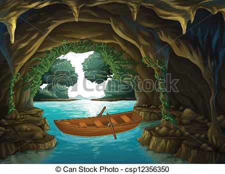 Cavern clipart mountain cave #4