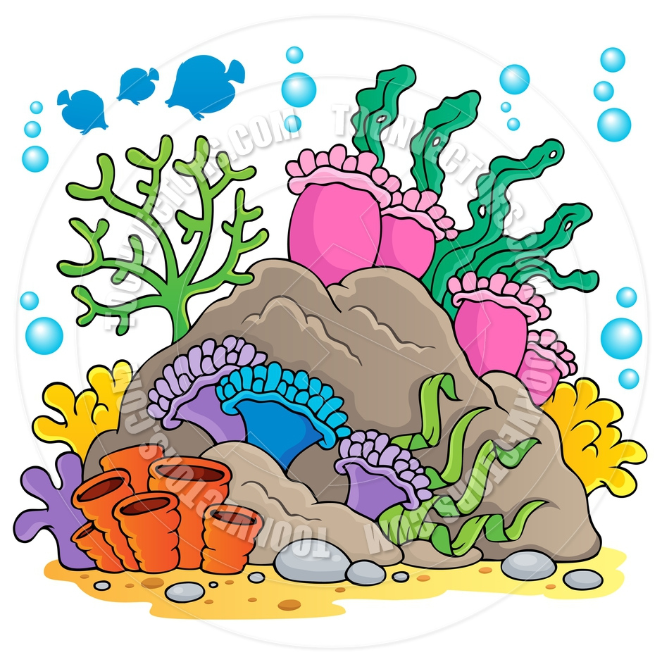 The Sea clipart coral The and coral Pin sea