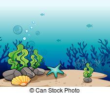 The Sea clipart deep sea Pond Deep View  sea