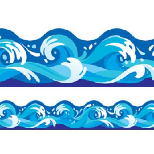 Seaside clipart ocean scene #9