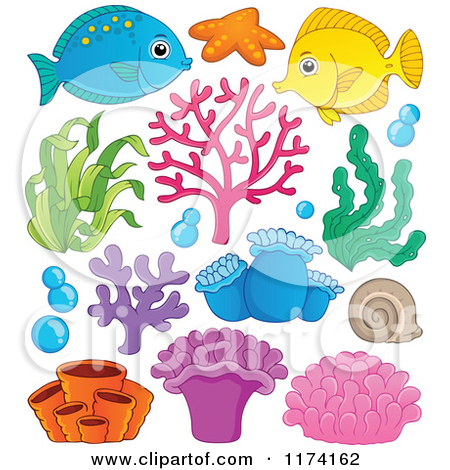 The Sea clipart sea plant Of Royalty a (RF) Page
