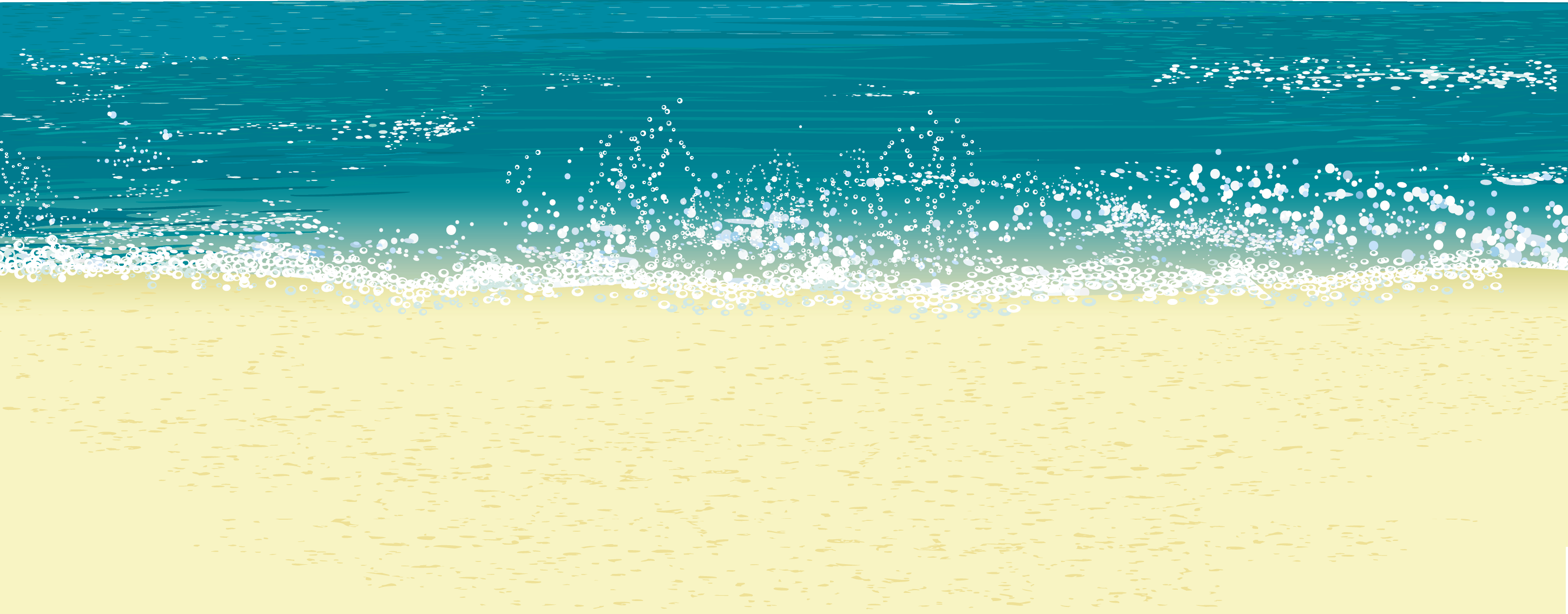 Beach clipart ocean scene Background Beach Art Cliparts Ground