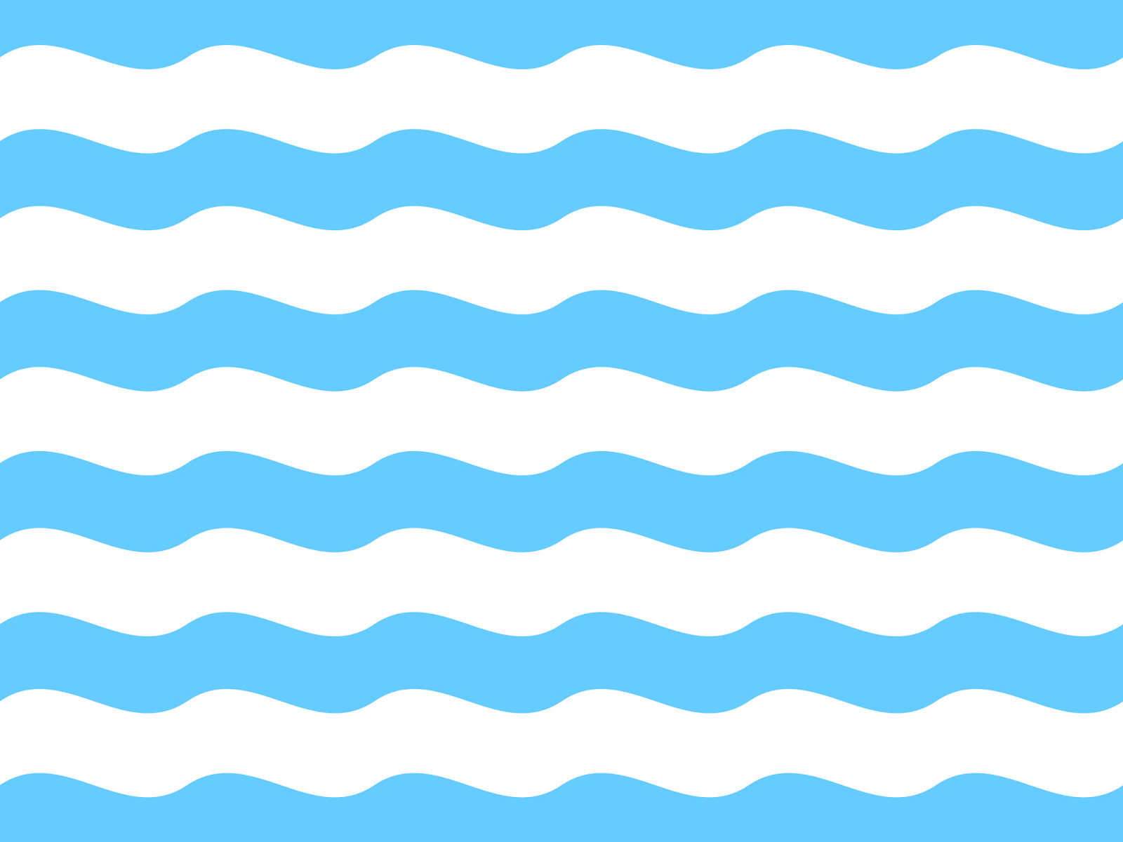 Sea clipart wave pattern #1