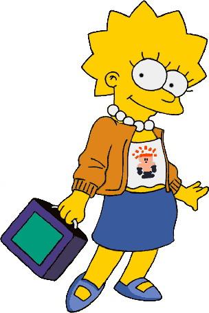 The Simpsons clipart Simpsons Clipart art  Clipart