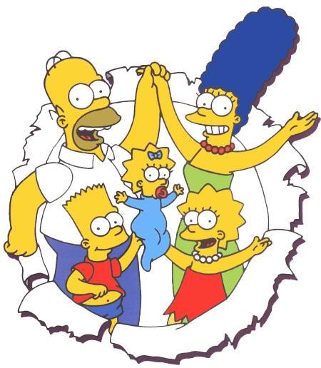 The Simpsons clipart Clip Free Simpson Simpson Images
