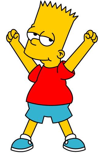 The Simpsons clipart Simpsons Clipart Art The Images