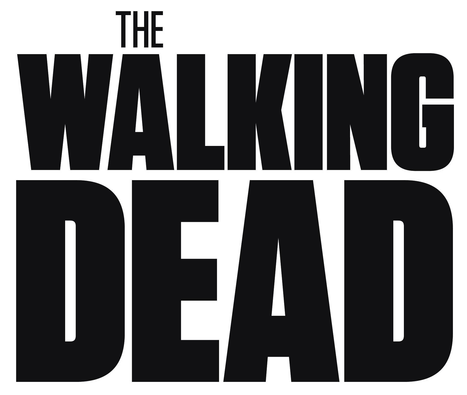 The Walking Dead clipart Logo Walking Dead Dead Download