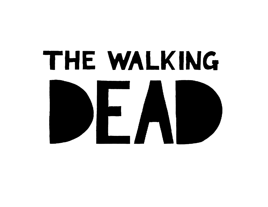 The Walking Dead clipart pumpkin carving pattern Pumpkin The Carving Dead Stencils!