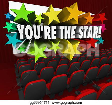 Theatre clipart film light Films or and being words
