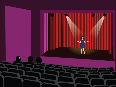 Theatre clipart audition Tricks Auditioning 2016 Database Auditions