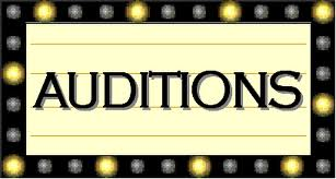 Theatre clipart audition Auditions Auditions ACT clipart 2!