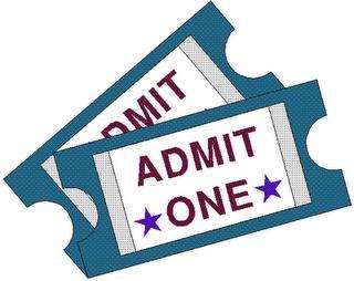 Musical clipart concert ticket Art Broadway Broadway Art Free
