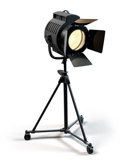 Actor clipart spotlight Clipart clipart Pictures Clipartix spotlight