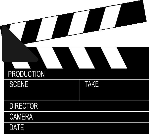 Camera clipart things Camera (hollywood) Action clip clip