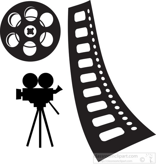 Photos clipart video camera #7