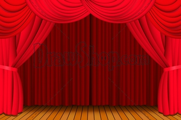 Theatre clipart cartoon Commerciel Stock for & projects