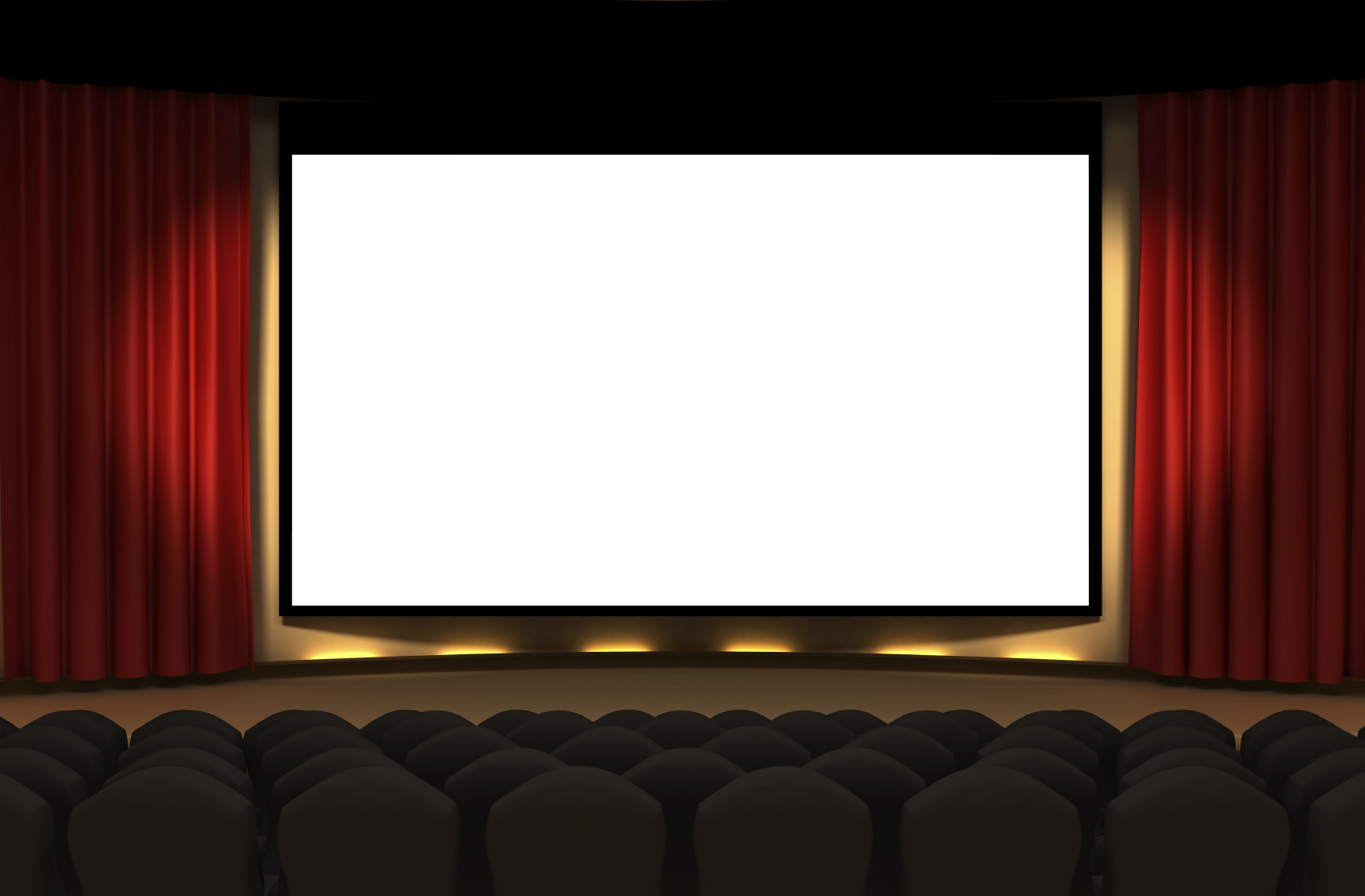 Theatre clipart cinema screen The — Screen Why Hitting