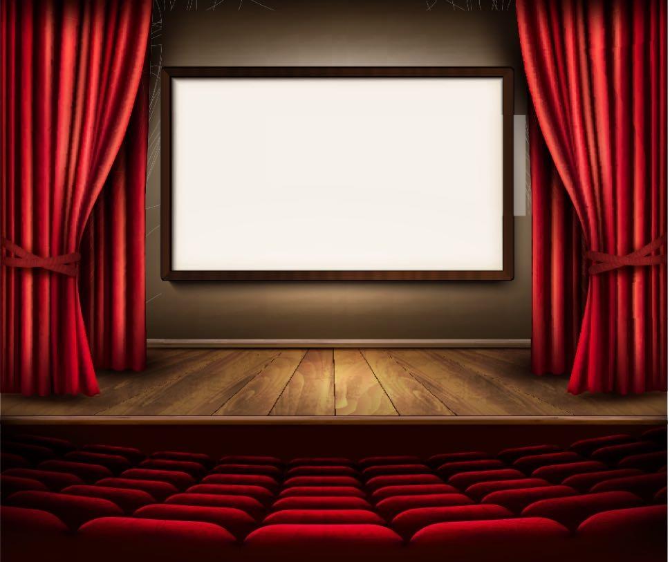 Theatre clipart cinema screen Cinemas ©  VextorState original