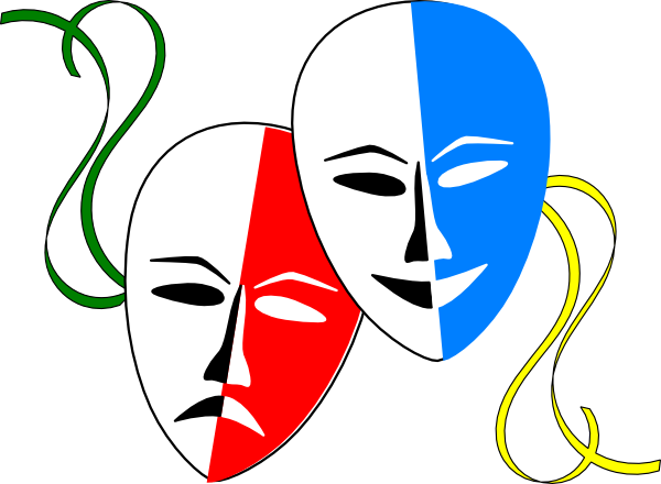 Theatre clipart colorful Clipart Summer Summer Clipart Theatre