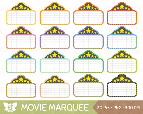 Theatre clipart colorful Clip Rainbow Art Graphics Movie