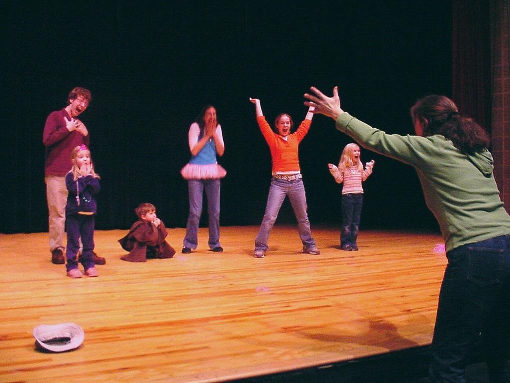 Theatre clipart drama class Classes Park Drama Indoor Drama