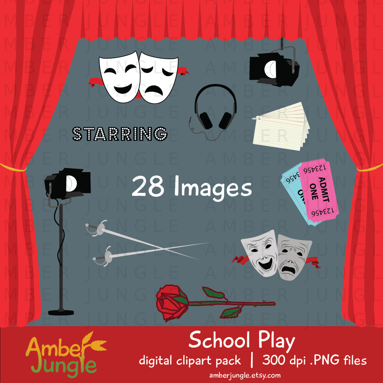 Theatre clipart drama class Item? Theater School Theatre Art