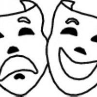 Theatre clipart face Clipart Theatre on Free com