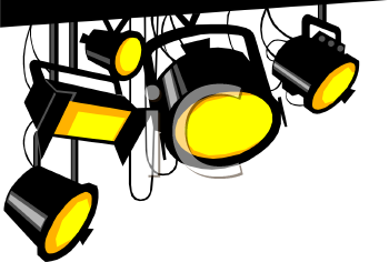 Bulb clipart natural light source Lights Terms: