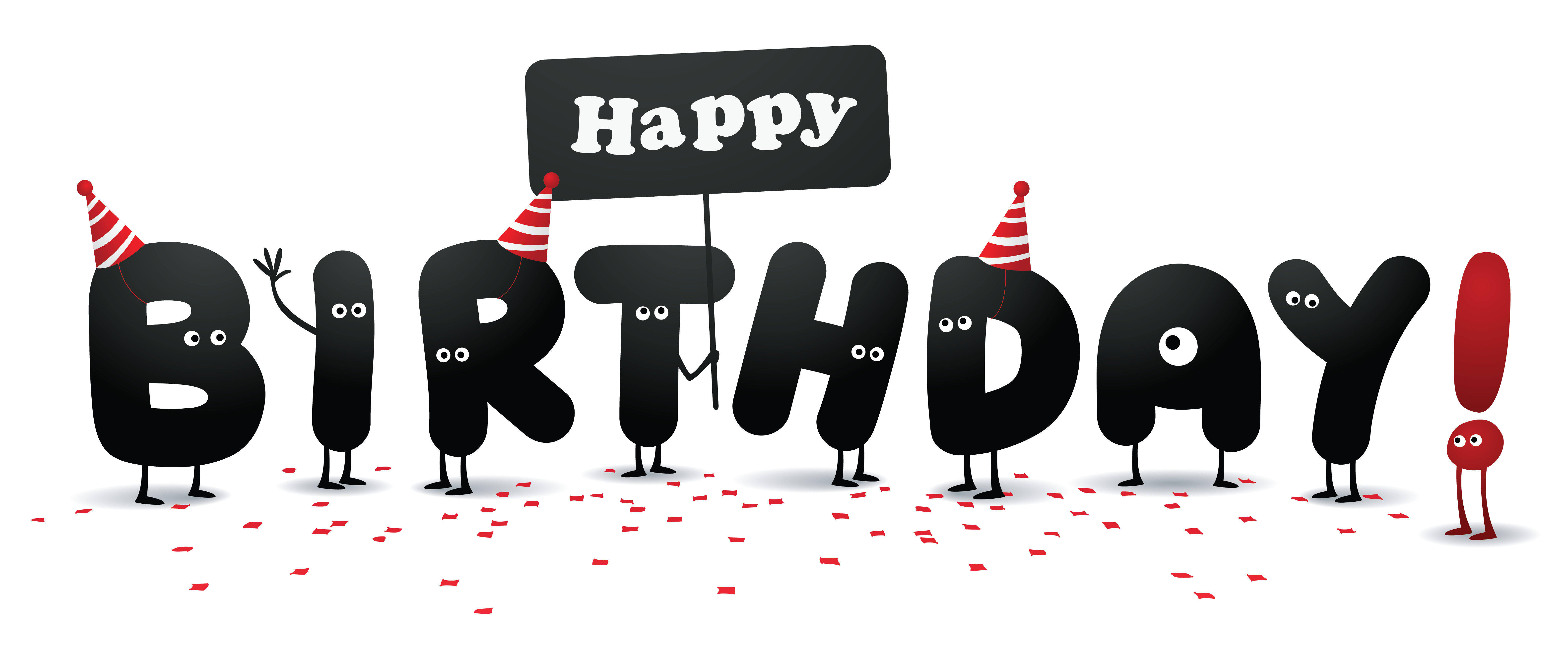 Theatre clipart happy birthday Happy Birthday woman clipart for