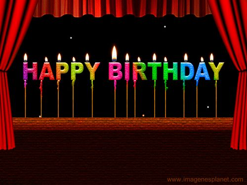 Theatre clipart happy birthday BIRTHDAY Birthday images Pinterest 591