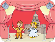 Theatre clipart kid drama Theater Kids theater clipart clipart